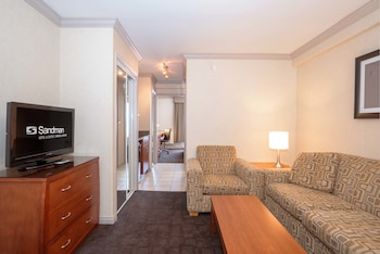 Superior Suite, 1 King Bed (Corporate)