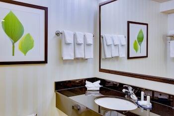 Fairfield Inn & Suites by Marriott Melbourne Palm Bay/Viera - Bathroom  - #0