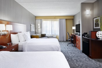 Extended Queen Guest Room