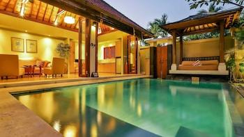 Luxury Villa, 1 Yatak Odası, Kişiye Özel Havuzlu
