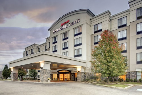 . SpringHill Suites by Marriott Wheeling Tridelphia Area