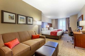 格倫代爾 - 州立農業體育館凱富套房飯店 Comfort Suites Glendale - State Farm Stadium Area