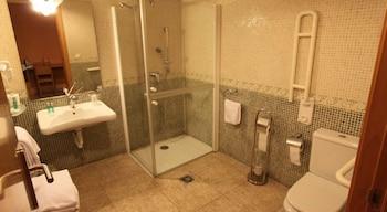 El Aguila Hotel - Bathroom  - #0