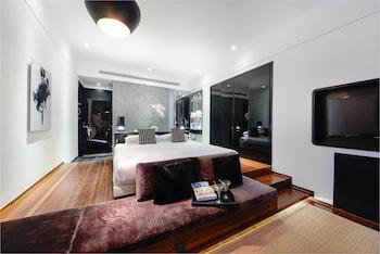 Luxury Süit, 1 Yatak Odası, Küçük Mutfak