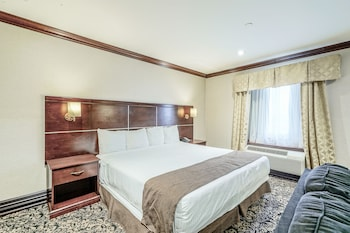 Romantic Suite, 1 King Bed, Jetted Tub