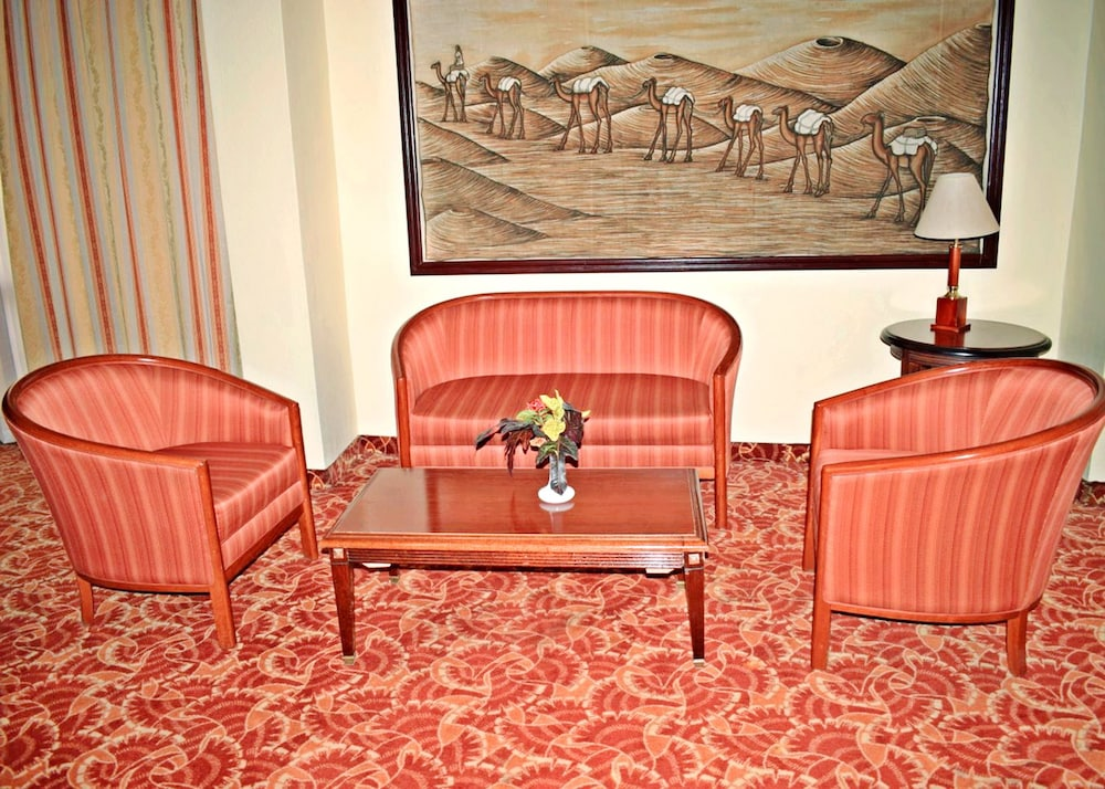 아잘라이 그랜드 호텔(Azalai Grand Hotel) Hotel Image 3 - 객실