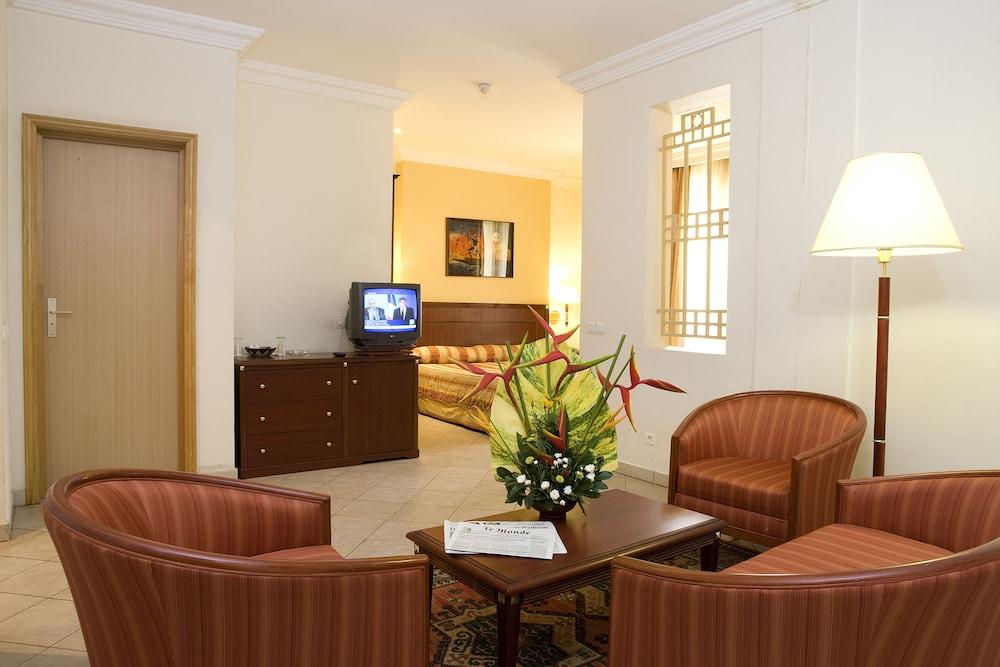 아잘라이 그랜드 호텔(Azalai Grand Hotel) Hotel Image 18 - 거실 공간