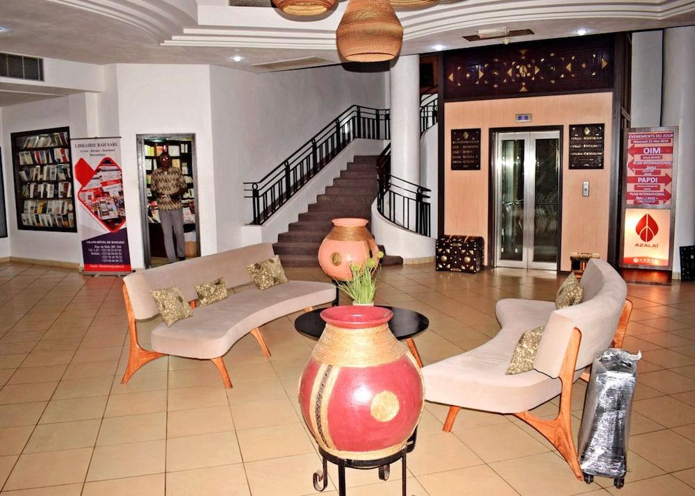 아잘라이 그랜드 호텔(Azalai Grand Hotel) Hotel Image 7 - Living Area
