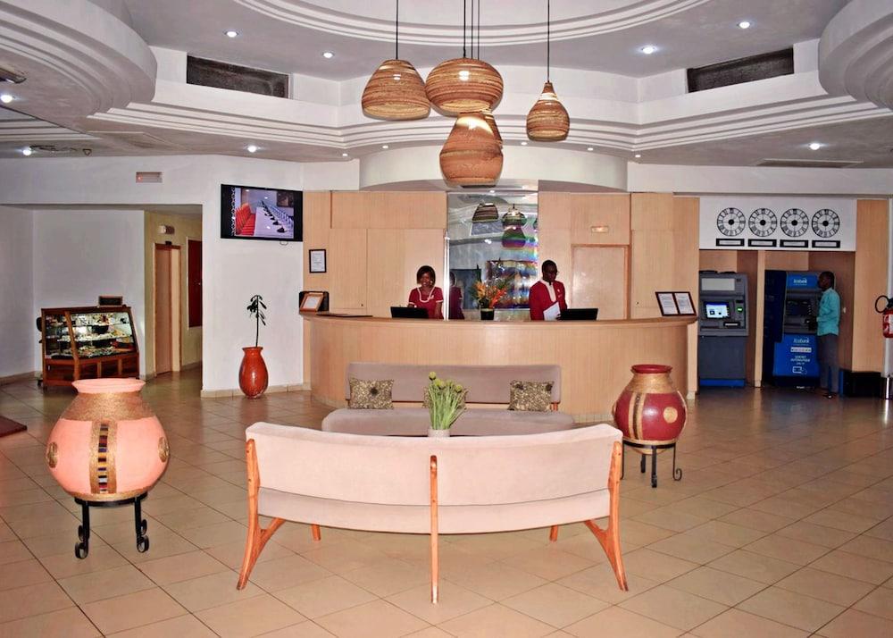 아잘라이 그랜드 호텔(Azalai Grand Hotel) Hotel Image 0 - 리셉션