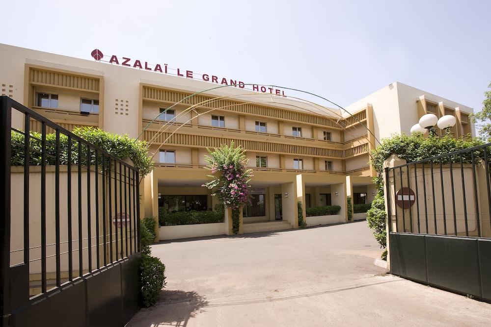 아잘라이 그랜드 호텔(Azalai Grand Hotel) Hotel Image 17 - 호텔 정면