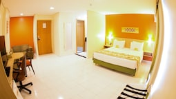 Luxury Double Room, 1 Bedroom, Smoking
