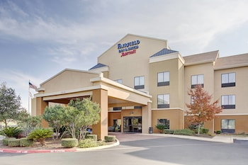 Fairfield Inn Suites By Marriott San Antonio Seaworld