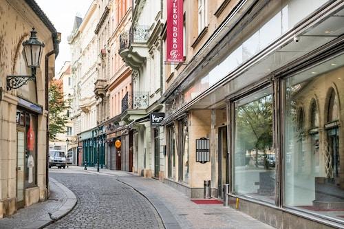 Hotel Leon D´Oro, Praha 1