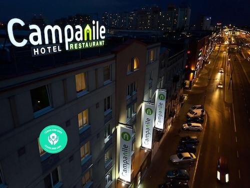 Łódź - Campanile Lodz - z Krakowa, 2 kwietnia 2021, 3 noce