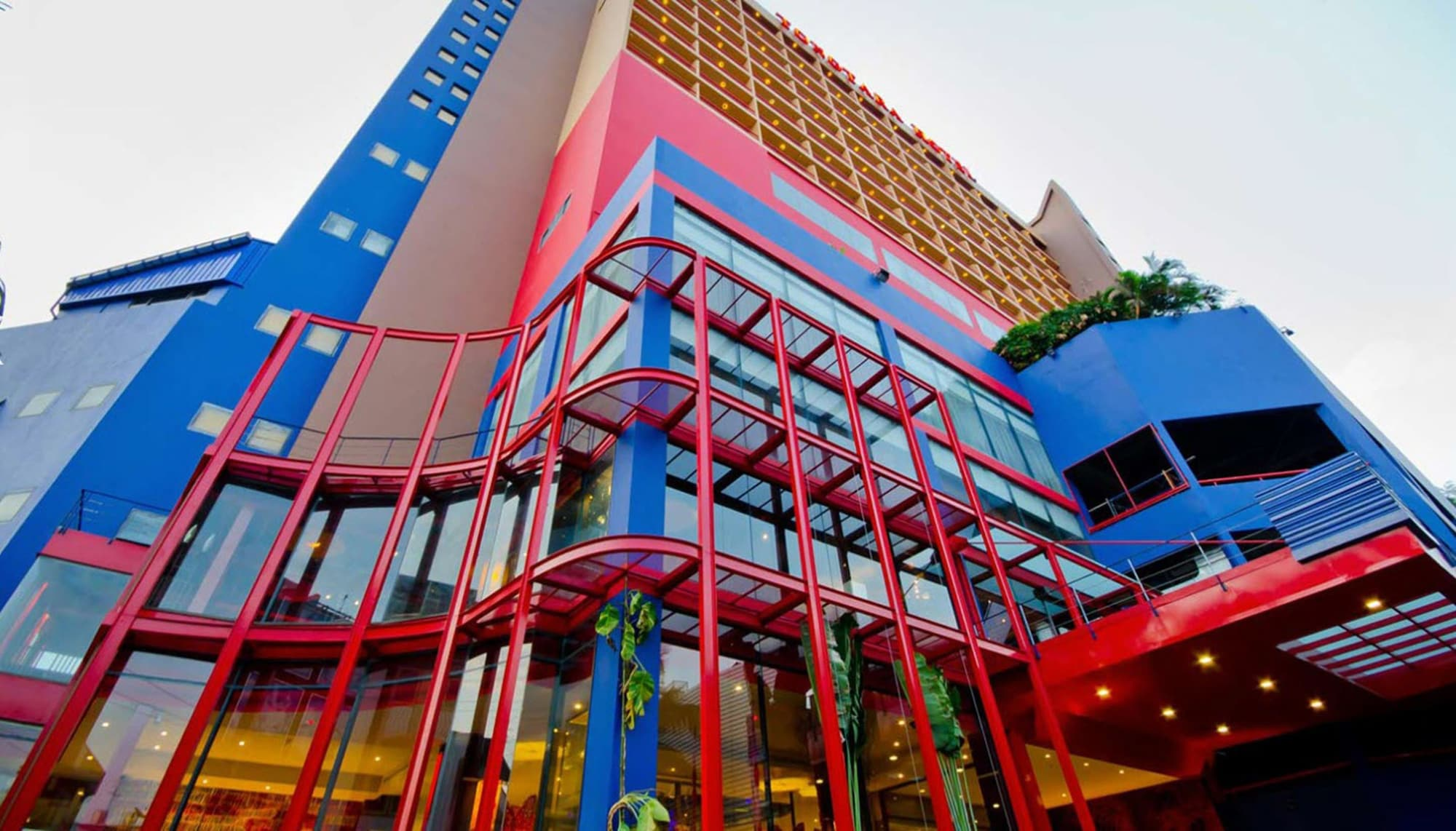 Tongtara Riverview Hotel, Bang Kho Laem