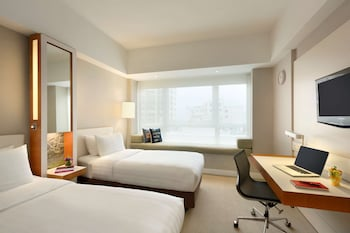 Superior City View Twin Room