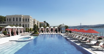 Book Four Seasons Hotel Istanbul at the Bosphorus in Istanbul.