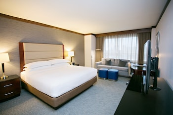 Superior Room, Business Lounge Access
