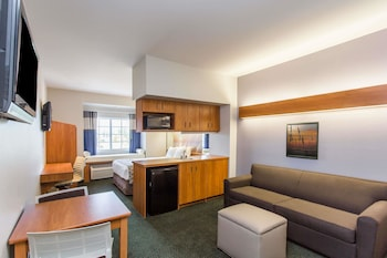 Suite, Non Smoking, Refrigerator & Microwave