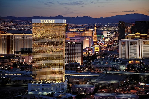 Trump International Hotel Las Vegas, Clark