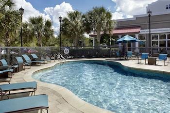 坦帕桑科斯特大路北點村原住客棧 Residence Inn Tampa Suncoast Parkway at NorthPointe Village