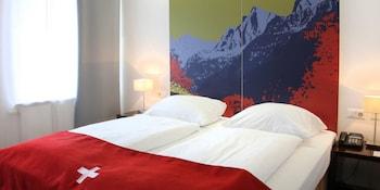 Standard Tek Büyük Veya İki Ayrı Yataklı Oda, Sigara İçilebilir