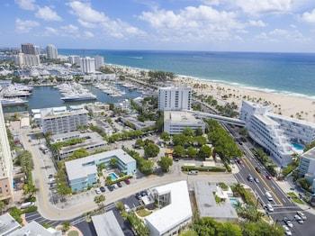 Sea Beach Plaza - Aerial View  - #0