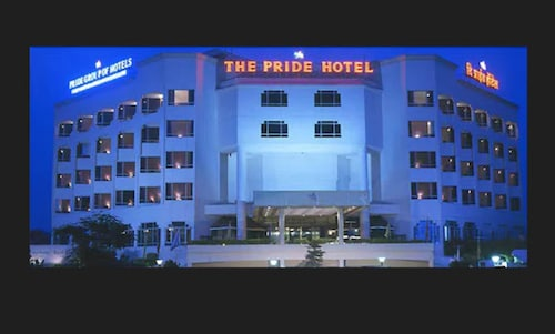 . The Pride Hotel Nagpur