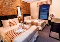 Double or Twin Room, 2 Double Beds, Ensuite
