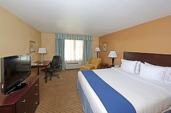 Executive Room, 1 King Bed, Accessible, Non Smoking (HEARING)