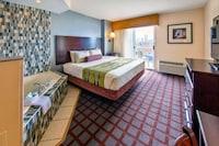 Standard Room, 1 King Bed, Hot Tub at Hotel Monte Carlo Ocean City in Ocean City