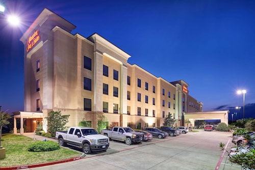 . Hampton Inn & Suites Waco-South