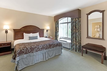 Guestroom at Wingate By Wyndham Charleston in North Charleston