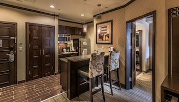 Deluxe Room, Kitchen