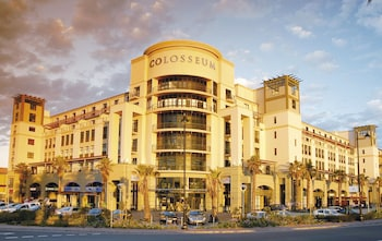 コロッセウム ラグジュアリー ホテル