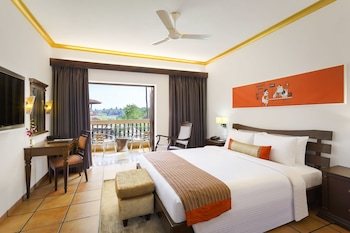 Suite, 1 Double Bed, Lagoon View