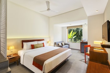 Garden Deluxe Room with Private Sitout