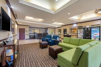 東北-蓋特威凱富套房飯店 Comfort Inn & Suites Northeast - Gateway