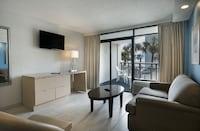 Suite, Ocean View at Captain's Quarters Resort in Myrtle Beach