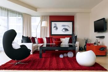 Marvelous Suite, 1 Bedroom, Corner