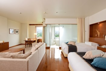 Luxury İki Ayrı Yataklı Oda