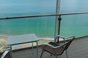 Standard Tek Büyük Veya İki Ayrı Yataklı Oda, 2 Yatak Odası, Plaj Manzaralı