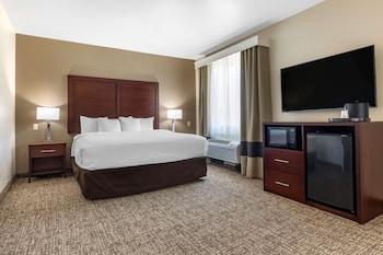 普萊諾-北達拉斯凱富全套房飯店 Comfort Suites Plano - Dallas North