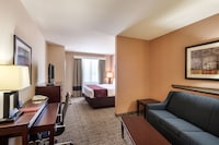 Suite, 1 King Bed, Non Smoking at Comfort Suites Plano East - Richardson in Plano