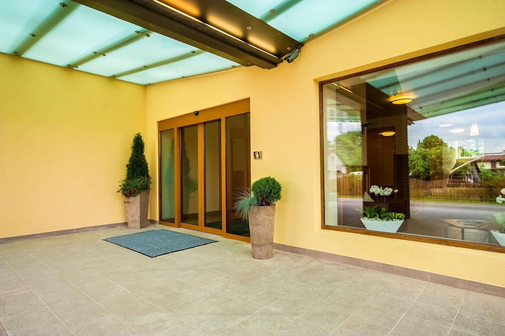 Hotel Tigra, Cesis