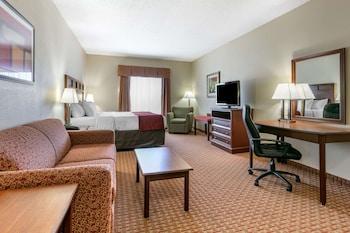 鮑威爾-北諾克斯維爾凱富飯店 Comfort Inn Powell - Knoxville North
