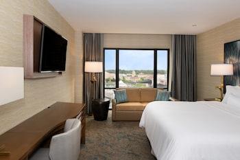 Premium Deluxe, Guest room, 1 King