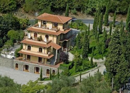 Hotel Villa La Malva, Prato