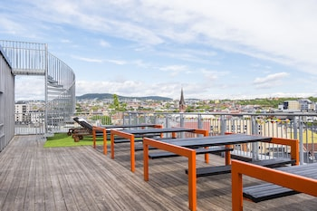 Comfort Hotel Xpress Youngstorget - Terrace/Patio  - #0
