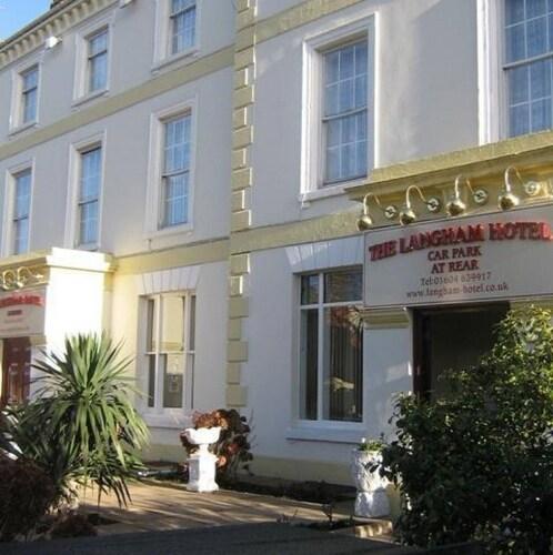 . The Langham Hotel